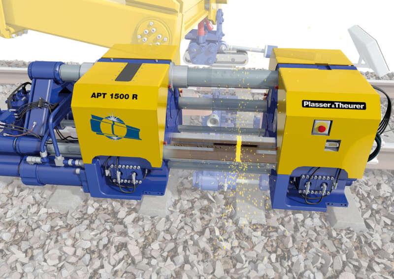 APT 1500 R welding robot