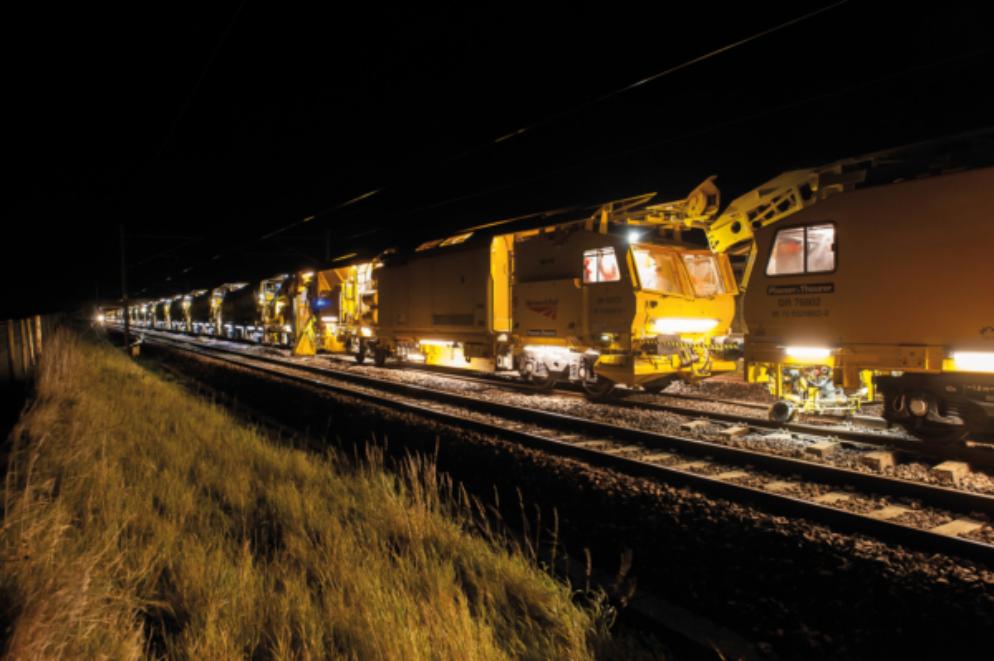 HOBCS 5 Great Britain, Network Rail Ltd