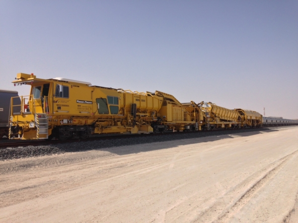 MFS units expand the storage capacity of the BDS 2000 used in Abu Dabi
