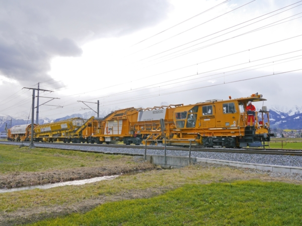MFS units expand the storage capacity of the BDS 2000 used in Switzerland