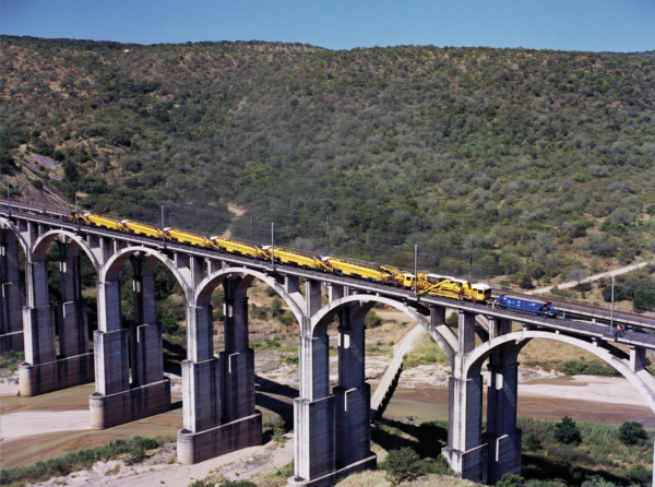 MFS in operation with an RM 76 in South Africa