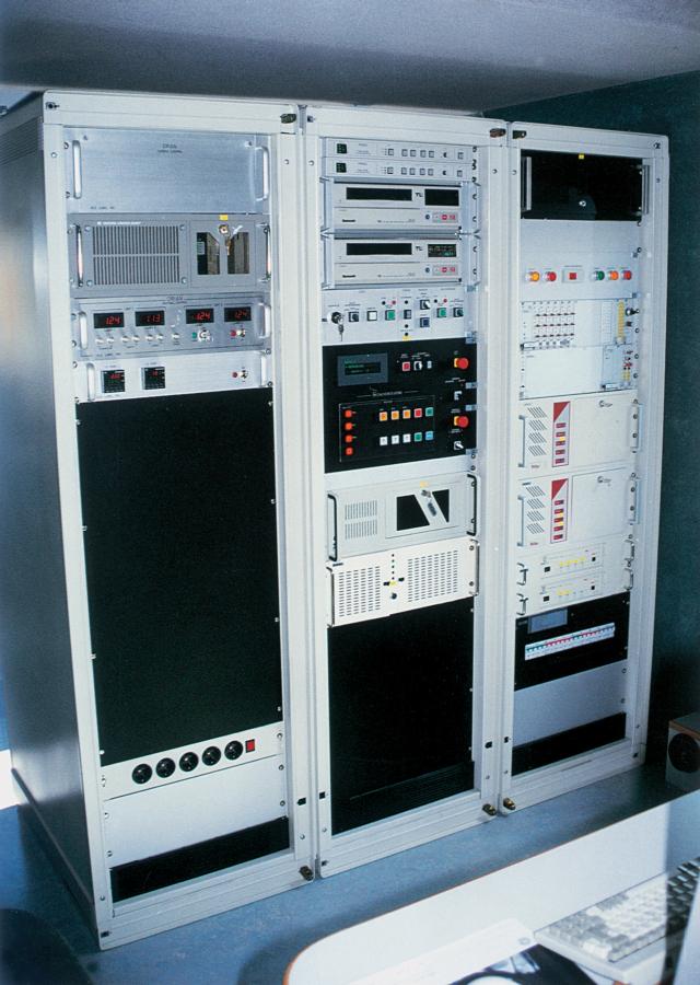 Unidades de cálculo y grabación
