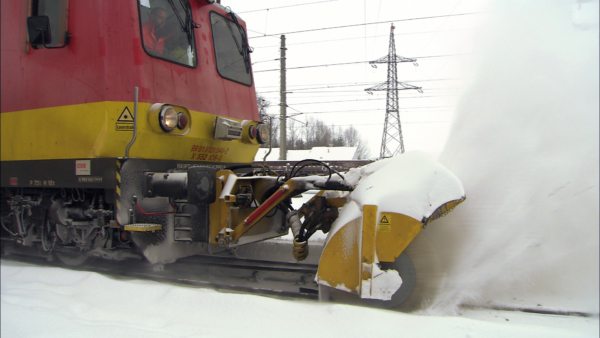 Additional fields of application: Bridge inspection, Tunnel inspection, Use as traction vehicle, Snow clearing