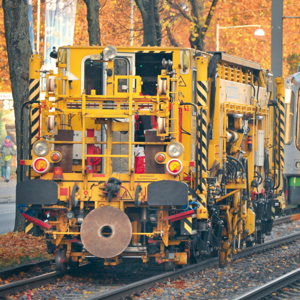 Germany – operated in public passenger transport with self-loading technology – Plassermatic 08-275/4 ZW-Y