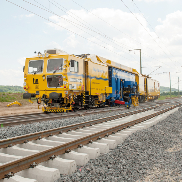 Germany – the Unimat 09-4x4/4S is suited for all line categories